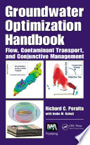 Groundwater Optimization Handbook Book PDF
