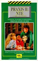 Pdf Cliffs Praxis II National Teacher Examinations