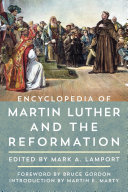 Encyclopedia of Martin Luther and the Reformation Pdf/ePub eBook