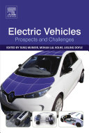 Electric Vehicles  Prospects and Challenges