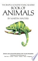 The Simon & Schuster Young Readers' Book of Animals
