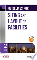 Guidelines for Siting and Layout of Facilities Book