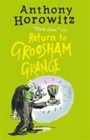 Pdf Return to Groosham Grange