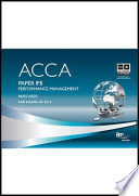 ACCA, for Exams in 2012