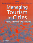 Managing tourism in cities