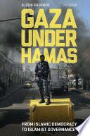 Gaza Under Hamas Book PDF