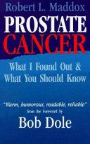Prostate Cancer Book PDF