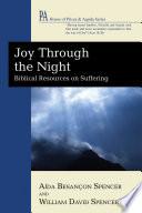 Joy Through the Night