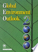 Global Environment Outlook 2000 Book PDF