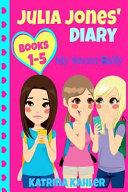 Julia Jones Diary Books 1 To 5