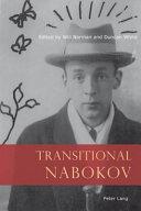 Transitional Nabokov