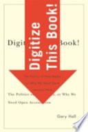 Digitize this Book