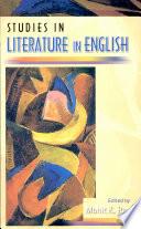 Studies in Literature in English