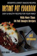 Instant Pot Cookbook