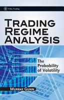 Trading Regime Analysis