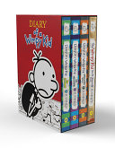 Diary of a Wimpy Kid Box of Books   Diy
