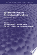 Eye Movements and Psychological Functions
