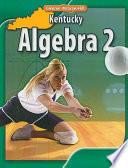 Kentucky Algebra 2