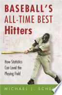 Baseball s All Time Best Hitters Book