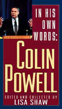 Colin Powell Books, Colin Powell poetry book