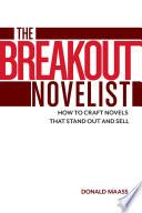 The Breakout Novelist Book PDF