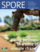 Spore Special Issue 2015