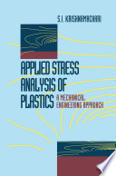 Applied Stress Analysis of Plastics