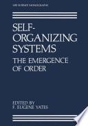 Self Organizing Systems
