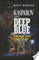 Kasparov versus Deep Blue Book