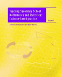 Teaching Secondary School Mathematics and Statistics