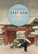 A History of East Asia Book