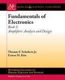 Fundamentals of Electronics: Book 2 Pdf/ePub eBook