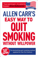 Allen Carr s Easy Way to Quit Smoking Book