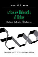 Aristotle's Philosophy of Biology