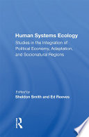 Human Systems Ecology