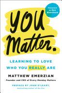 You Matter. Pdf/ePub eBook