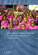 Education in Sierra Leone