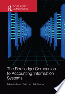 The Routledge Companion to Accounting Information Systems
