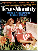 Pdf Texas Monthly