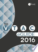 """VTAC eGuide 2016: Your annual guide to applications for courses, scholarships and special consideration"" by VTAC"