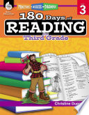"""""""180 Days of Reading for Third Grade: Practice, Assess, Diagnose"""" by Dugan, Christine"""