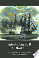 Admiral Sir P  B  V  Broke