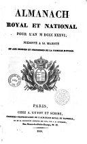 Almanach national
