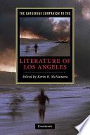 The Cambridge Companion To The Literature Of Los Angeles
