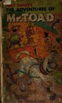 Pdf Walt Disney's The Adventures of Mr. Toad