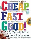 Cheap, Fast, Good!