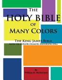 The Holy Bible of Many Colors