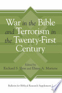 War in the Bible and Terrorism in the Twenty First Century