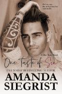 One Taste of Sin [Pdf/ePub] eBook