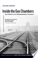 Inside the Gas Chambers Book PDF